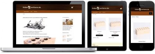 Responsive Webdesign mit WordPress